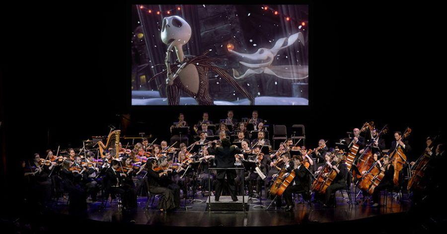 Disney in concert Tim Burton's the Nightmare