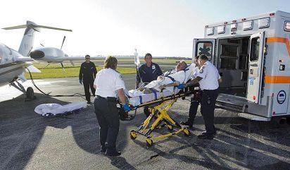 MedEvacGlobal ambulance aerienne