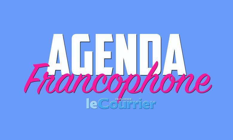 agenda et calendrier francophone en floride