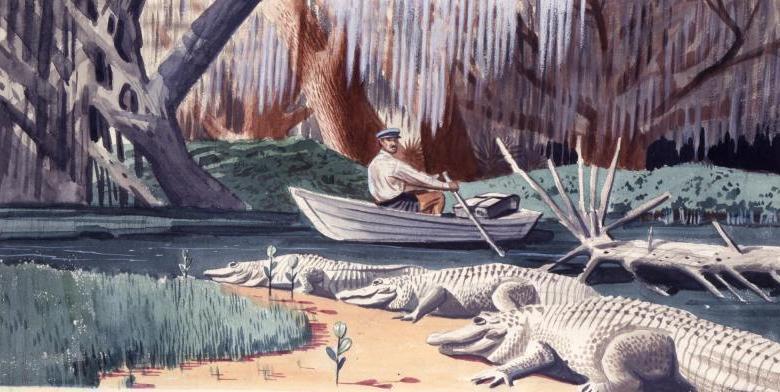 Exposition Imagining Florida à Boca Raton