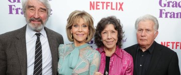 Grace and Frankie (Saison 5) netflix