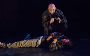 Théâtre :Frankenstein