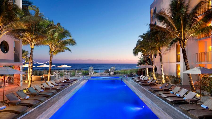 L'hôtel Costa d'Este de Vero Beach