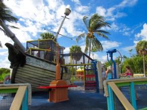 Attraction pour enfant au Miami Seaquarium