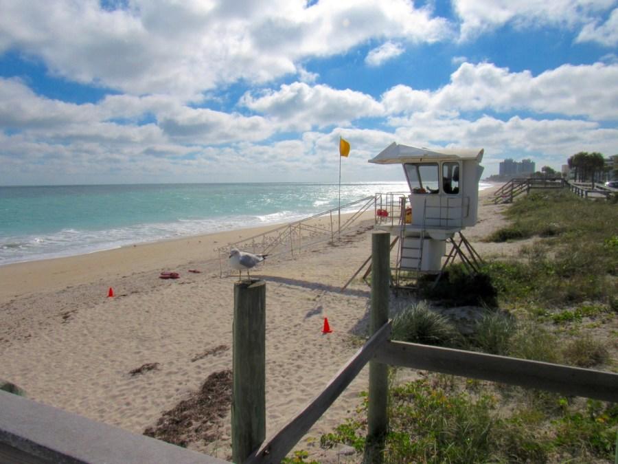 Vero Beach et sa plage, en Floride