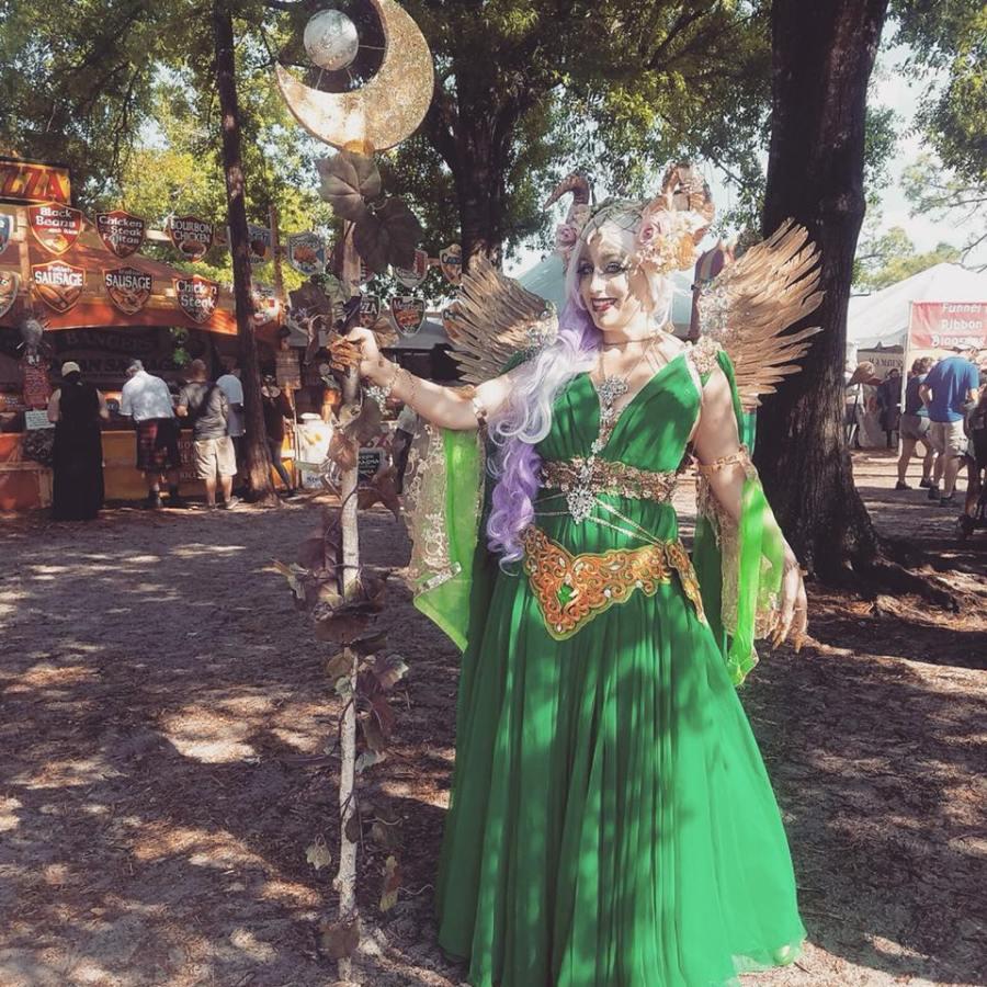 Renaissance Festival à Deerfield Beach