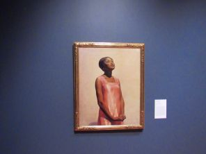 Ruby Green Singing, par James Chapin (1928) au Norton Museum of Art de West Palm Beach, en Floride