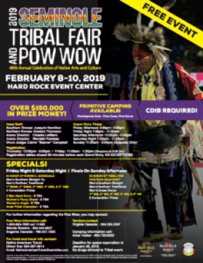 Concert de Gretchen Wilson et Pow Wow gratuit des Seminole au Hard Rock de Hollywood
