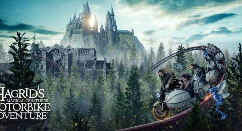 Universal Orlando : Vous allez pouvoir voler chez Harry Potter avec Hagrid's Magical Creatures Motorbike Adventure