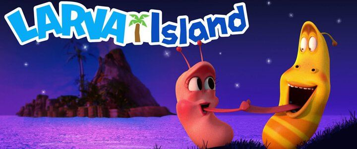 Larva Island (Saison 2)