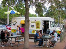 Les fameuses limonades glacées de A.C à Coconut Grove