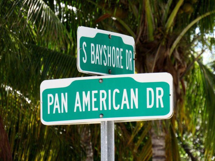 Le quartier de Coconut Grove à Miami.