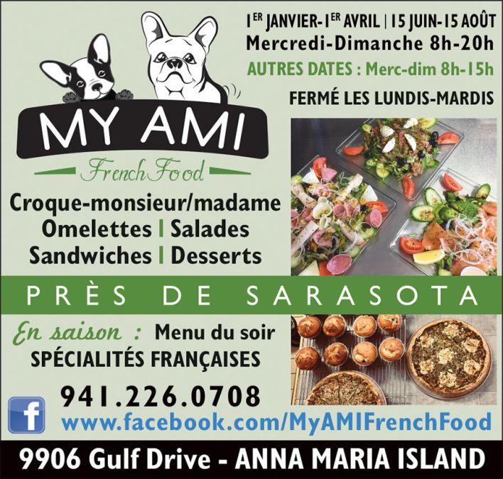 MY AMI French Food
