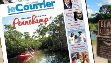 Photo of Le Courrier de Floride de Mai 2019 est sorti !