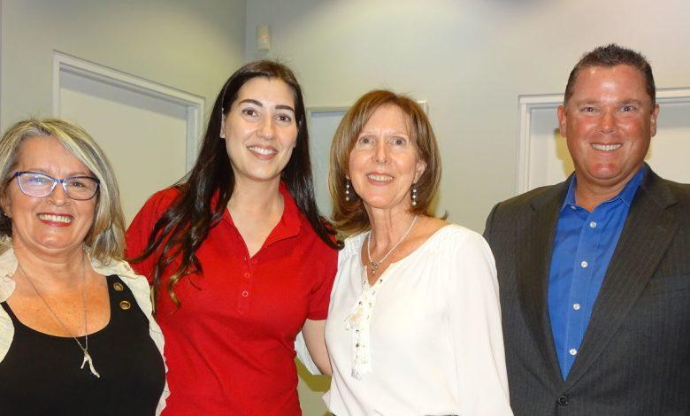 Conférence Natbank sur l'immobilier en Floride