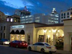 Miracle Mile, l'artère centrale de Coral Gables, à Miami
