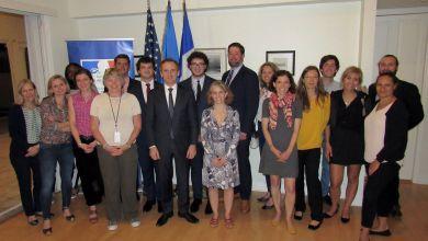 Photo of Les attachés de presse de la diplomatie française nord-américaine sont en séminaire à Miami