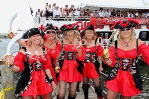 Fort Walton Beach The Billy Bowlegs Pirate Festival