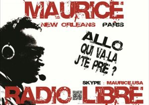 Maurice radio-libre