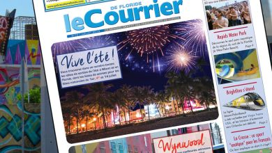 Photo of Le Courrier de Floride de Juillet 2019 est sorti !