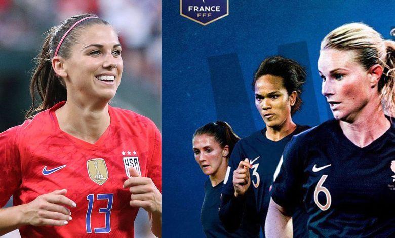 Où voir le match choc France-USA de football à Miami et Palm Beach (coupe du monde de soccer féminin)