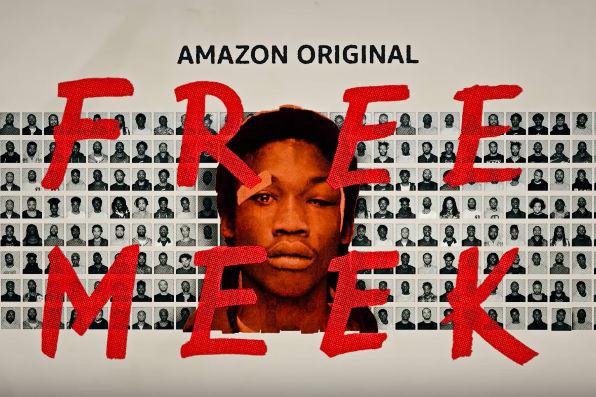 Série Free Meek sur Amazon