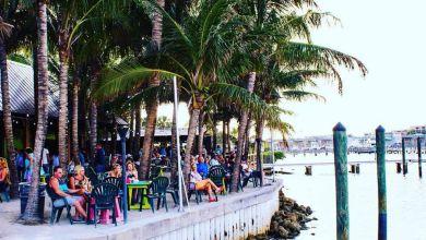 Photo of Square Grouper Tiki Bar à Jupiter (Le tiki bar du mois)