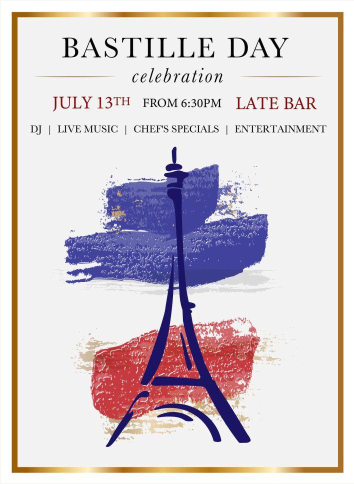 Bastille Day : le 14 juillet sera fêté à Miami Beach !