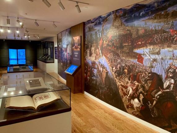 Exposition Les trésors du Kislak Center à la Freedom Tower de Miami