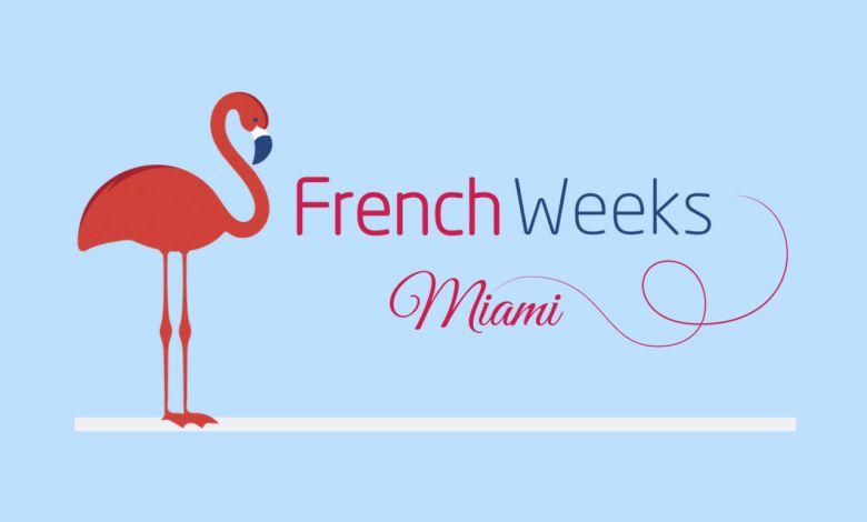 Festival des French Weeks Miami 2019 : le programme
