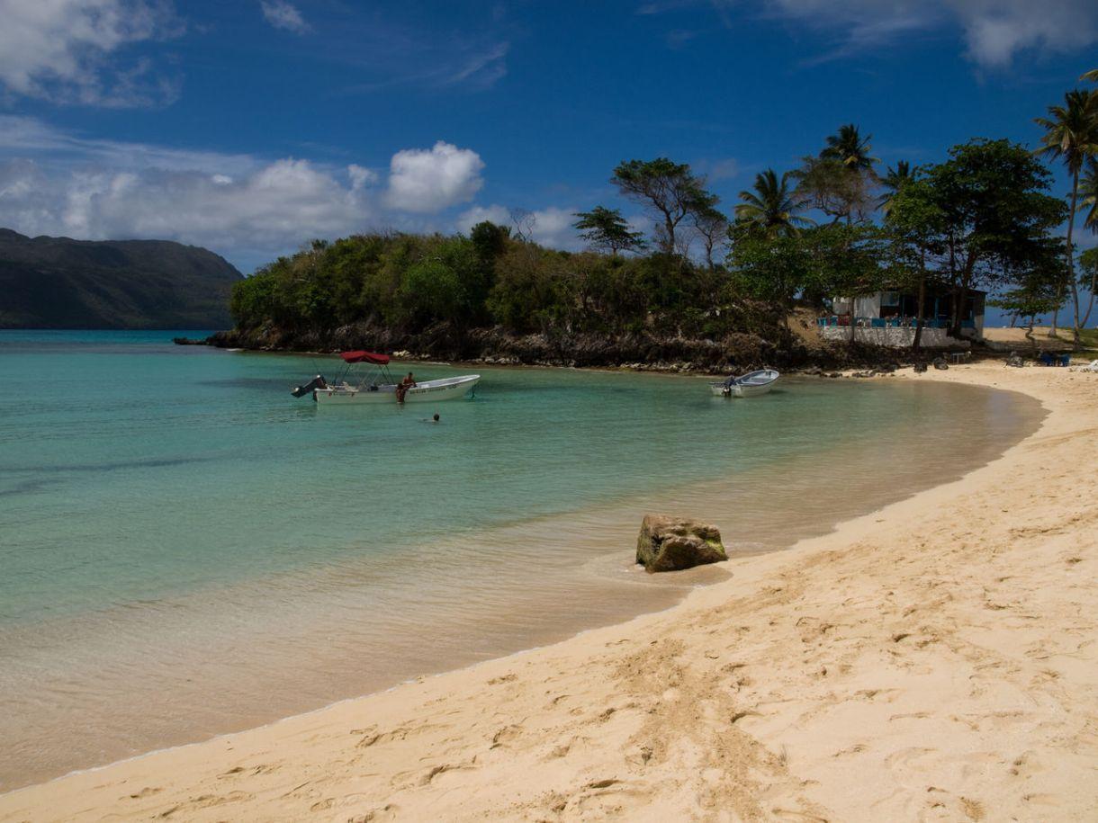 Playa Rincón en République Dominicaine