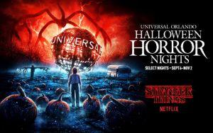 Stranger Things à Halloween Horror Nights de Universal Orlando