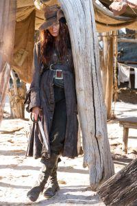 Anne Bonny dans l'excellente série Black Sails (2014)