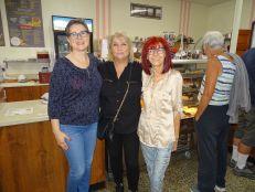 De gauche à droite : Jackie Dittmore, Béatrice Solloway et Diane Ledoux