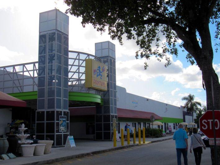 Festival Marketplace : le marché aux puces de Pompano Beach