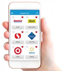 L'app Coupons.com