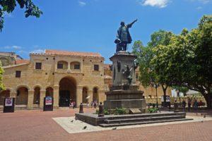 Parc Colomb de Saint Domingue.
