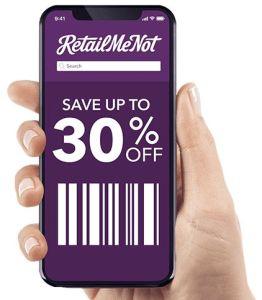 L'app Retailmenot