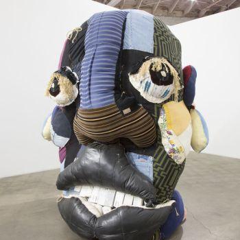 Sculpture de Tau Lewis