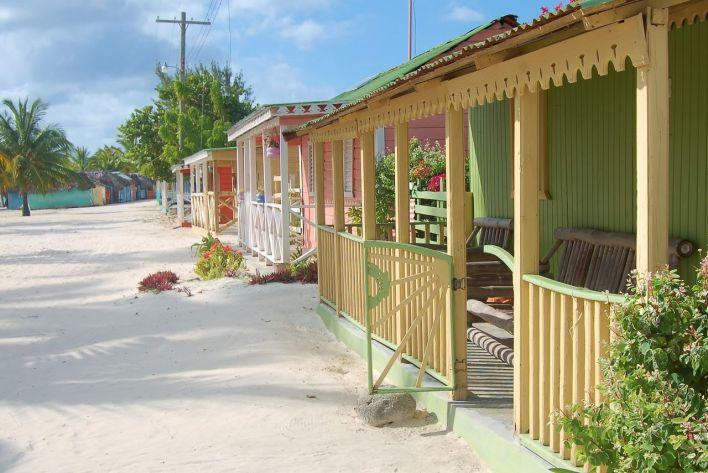 Maisons à Sanoa