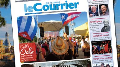 Photo of Le Courrier de Floride de Mars 2020 est sorti !
