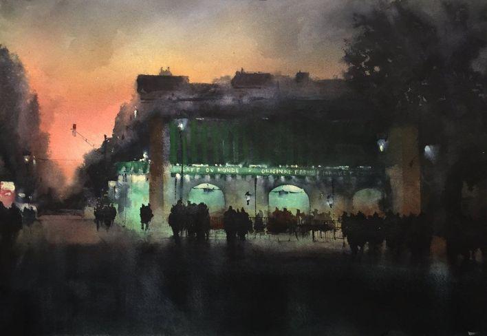 La Nouvelle-Orléans par Sean Friloux