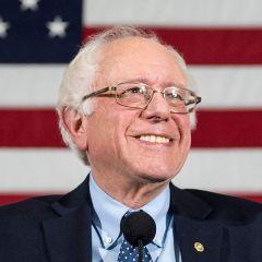 Bernie Sanders est deuxième