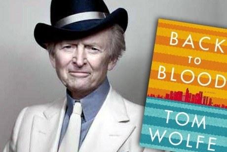 Tom Wolfe book