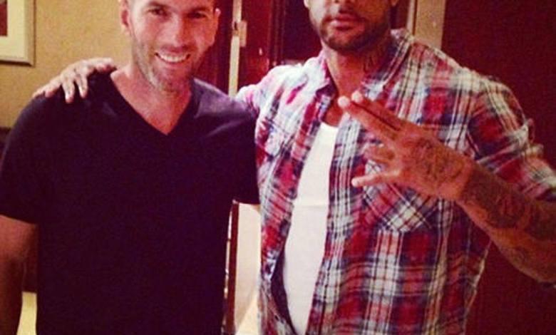 Zidane à Miami