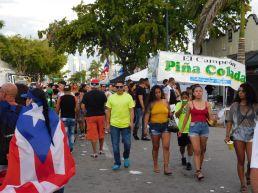 Calle Ocho à Little Havana / Miami