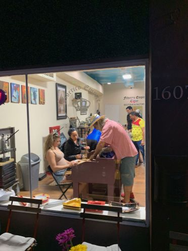 Magasin de cigares à Little Havana, Calle Ocho de Miami