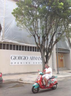Giorgio Armani à MIAMI FLORIDE