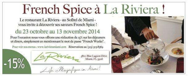 La Riviera French Spice 5