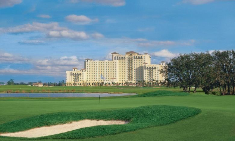 golf en Floride